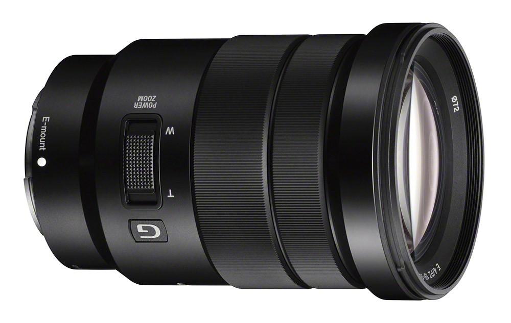 Obiettivo Sony E PZ 18-105mm f/4 G OSS