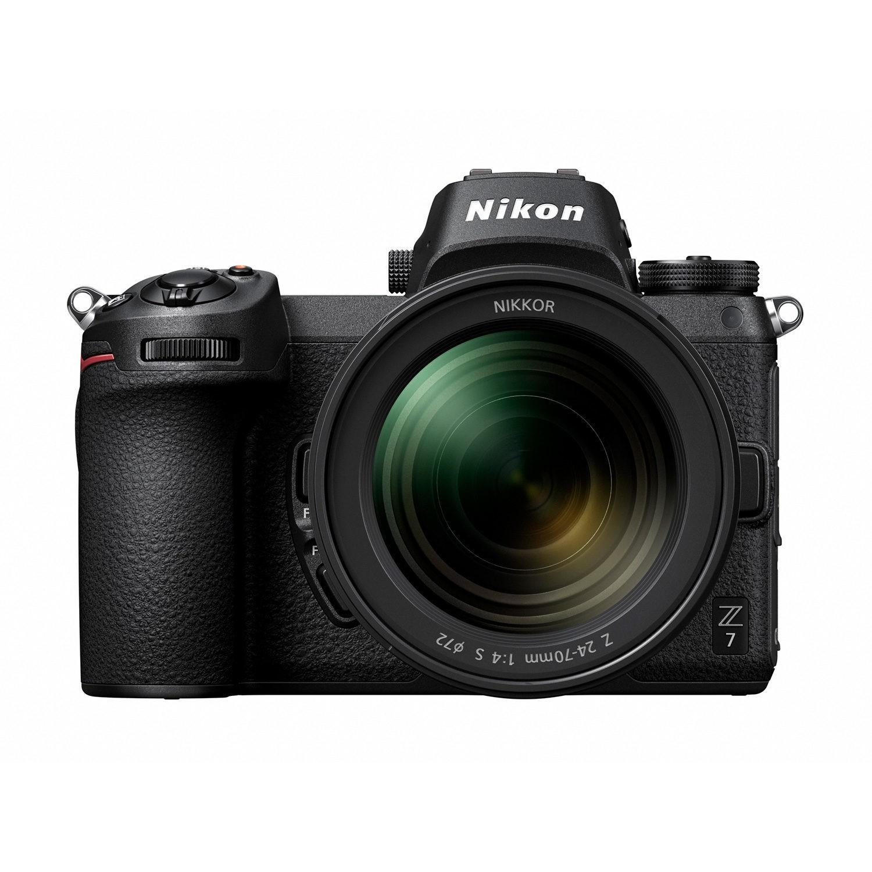 Fotocamera Mirrorless Nikon Z7 + Nikkor Z 24-70mm F4
