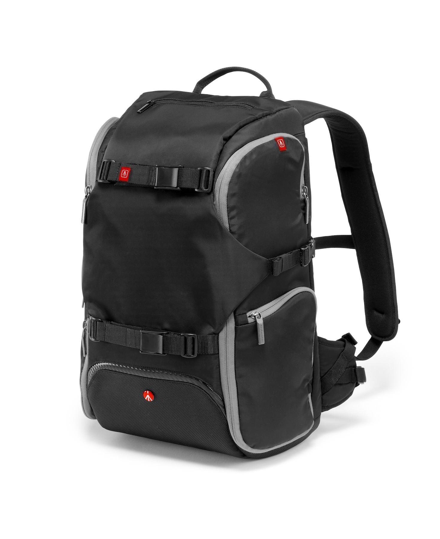più foto d3fb6 f3621 Manfrotto zaino Travel Advanced con tasca porta treppiedi