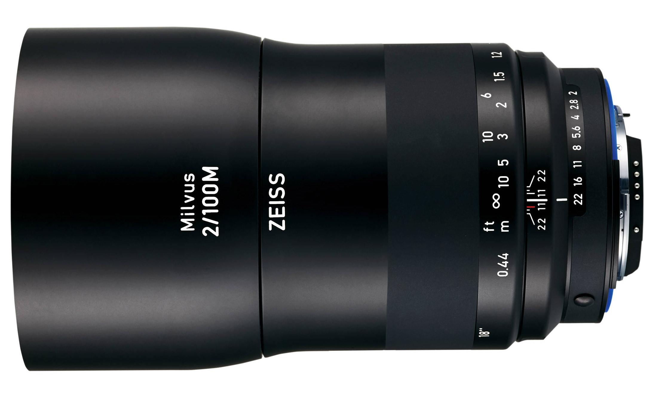 Carl Zeiss Milvus ZE 2.0/100mm (Canon)
