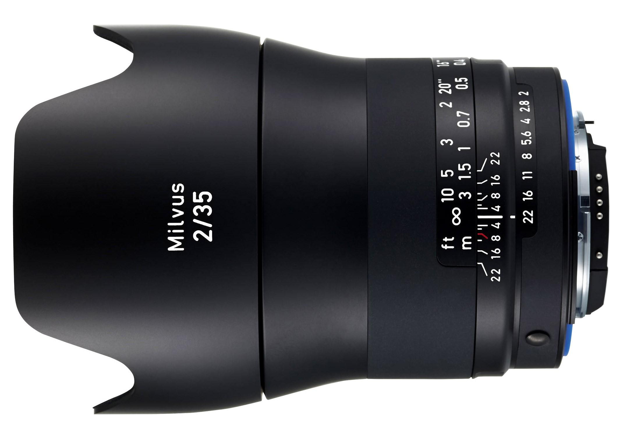 Carl Milvus Zeiss ZF.2 2.0/35mm (Nikon)