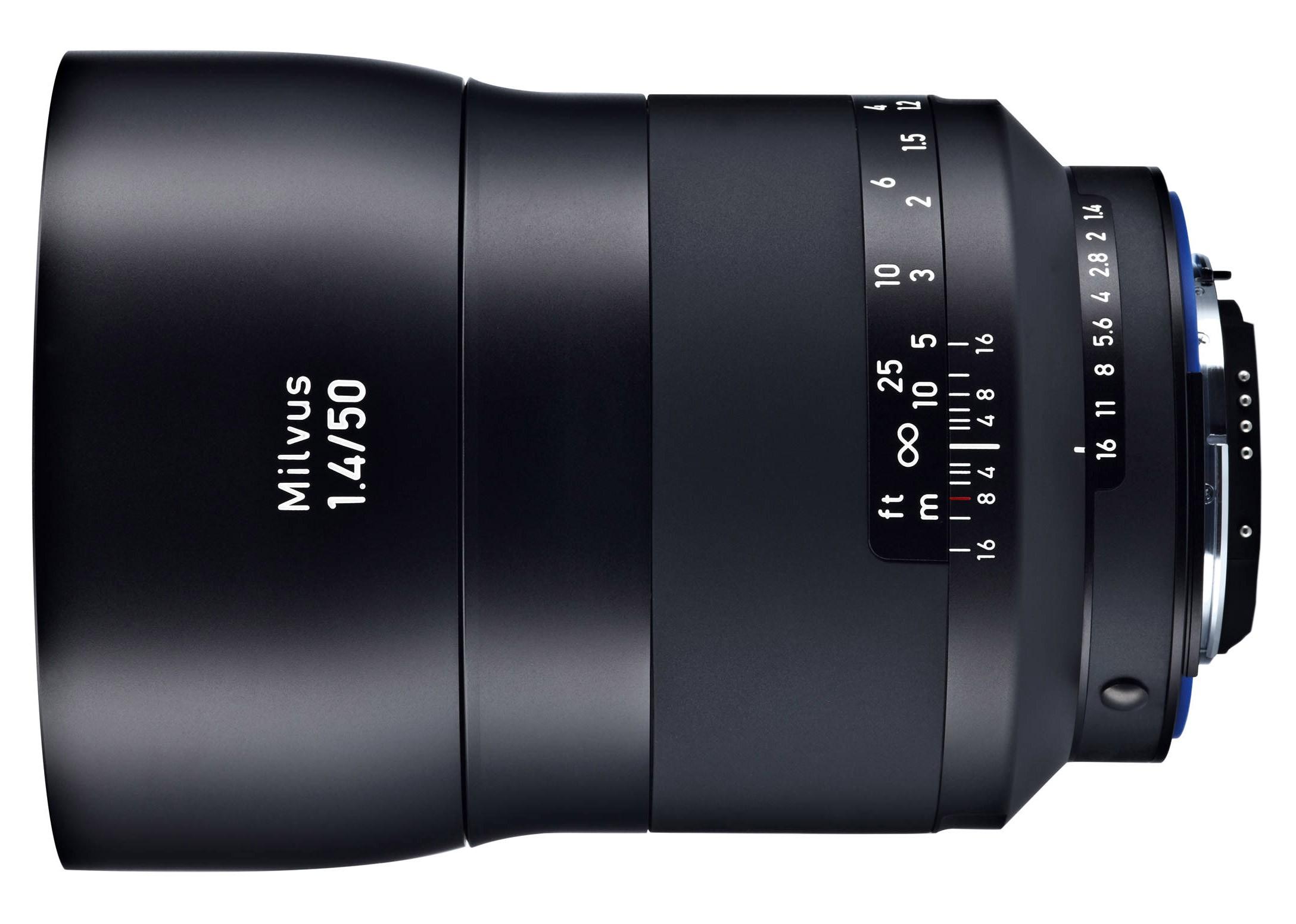 Carl Zeiss Milvus ZE 1.4/50mm (Canon)