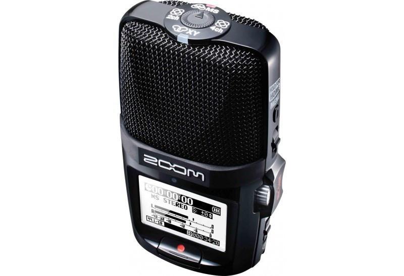 Zoom H2n registratore Digitale