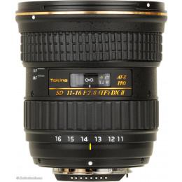 Obiettivo Tokina AT-X 116 PRO DX II 11-16mm f/2.8 (Nikon)