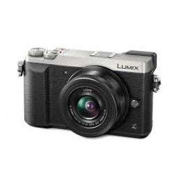 Fotocamera Mirrorless Panasonic Lumix DMC-GX80 Kit (12-32) Silver GARANZIA 4 ANNI FOWA✔