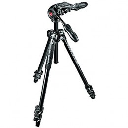 Manfrotto Kit 290 LIGHT con testa 3 vie