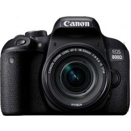 Fotocamera Digitale Reflex Canon EOS 800D Kit + 18-55mm IS STM