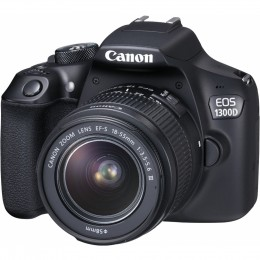 Fotocamera Digitale Reflex Canon EOS 1300D Kit + 18-55mm DC III