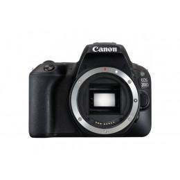 Fotocamera Digitale Reflex Canon EOS 200D Body (Solo Corpo Macchina) Black