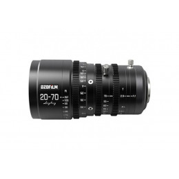 Obiettivo DZOFilm LingLung 20-70mm T2.9 Cinema Zoom Lens MFT