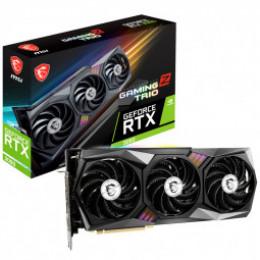 Scheda grafica MSI GeForce RTX 3060 Gaming Z Trio 12G (GeForce RTX 3060 Gaming Z Trio) LHR