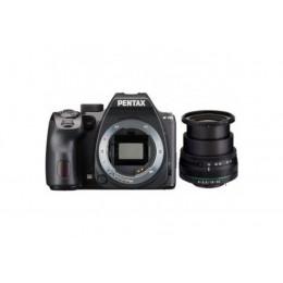 Fotocamera Reflex Pentax K-70 Nera + DAL 18-50mm re
