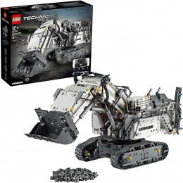 LEGO 42100 Technic Escavatore Liebherr R 9800