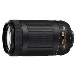Obiettivo Nikon Nikkor AF-P DX NIKKOR 70-300mm f/4.5-6.3G ED