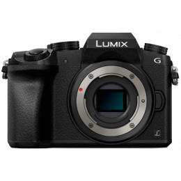 Fotocamera Mirrorless Panasonic Lumix DMC-G7 Body