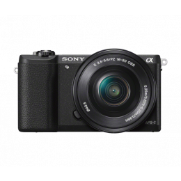 Sony Alpha 5100 a5100 ILCE-5100L Kit SEL-P 16-50mm Black