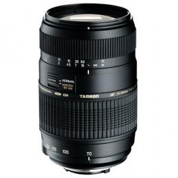 Obiettivo Tamron AF 70-300mm f/4-5.6 Di LD Macro (Canon)