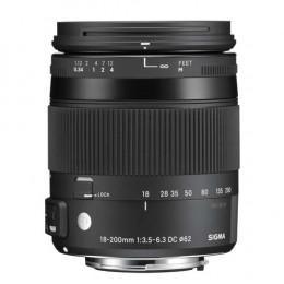 Obiettivo Sigma 18-200mm f/3.5-6.3 (C) DC Macro OS HSM Contemporary (Canon)