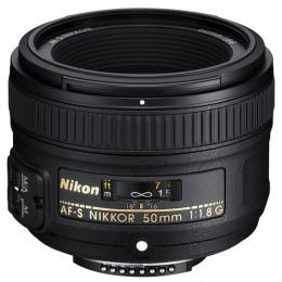 Obiettivo Nikon Nikkor AF-S 50mm f/1.8G