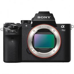 Fotocamera Mirrorless Sony A7 II Body (Solo Corpo) ILCE-7M2 Black