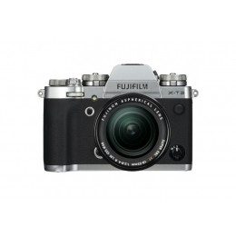Fotocamera Mirrorless Fujifilm Finepix X-T3 Kit XF 18-55mm Silver
