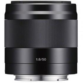 Sony E 50mm F1.8 OSS E-Mount