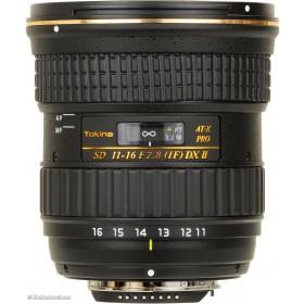 Obiettivo Tokina AT-X 116 PRO DX II 11-16mm f/2.8 (Canon) Garanzia 4 Anni Rinowa