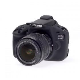 Camera Armor easyCover Silicone Black Canon 1200D