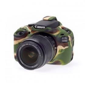 Camera Armor easyCover Silicone mimetico Canon 1200D