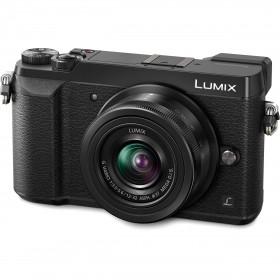 Fotocamera Mirrorless Panasonic Lumix DMC-GX80 Kit (12-32) Black