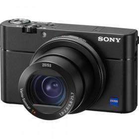 Fotocamera Compatta Sony Cyber-shot DSC-RX100 V Black+ Manfrotto PIXI mini tripod