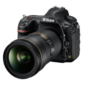 Fotocamera Digitale Reflex Nikon D850 Kit + 24-70mm f/2.8E ED VR