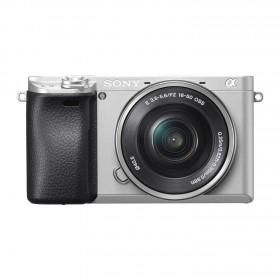 Sony Alpha A6300 Silver + 16-50mm OSS