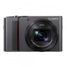 Fotocamera Digitale Compatta Panasonic LUMIX DMC-TZ200 Silver Garanzia FOWA 4 anni✔
