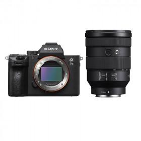 Sony Alpha A7 III + Sony FE 24-105mm F4 G OSS (ITA)
