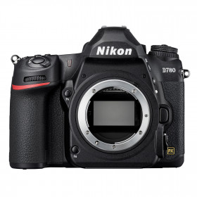 Fotocamera Digitale Reflex Nikon D780 Body (Solo Corpo Macchina) Black