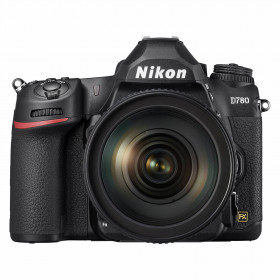 Fotocamera Digitale Reflex Nikon D780 Kit + 24-120mm Nikon VR (ENG)