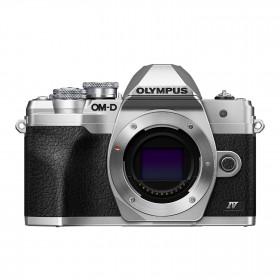 Fotocamera Mirrorless Olympus OM-D E-M10 Mark IV Body Silver