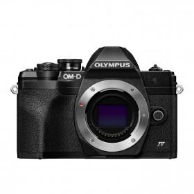 Fotocamera Mirrorless Olympus OM-D E-M10 Mark IV Body Black