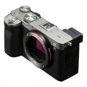 Fotocamera Mirrorless Sony A7C Body Silver (ITA)