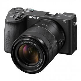 Fotocamera mirrorless Sony Alpha A6600 + 18-135mm