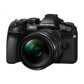 Fotocamera Mirrorless Olympus OM D E-M1 Mark II Kit 12-40mm Black