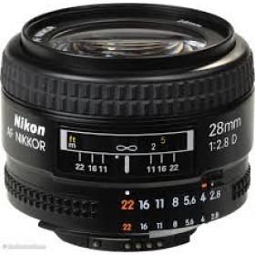 Obiettivo Nikon Nikkor AF 28mm f/2.8D