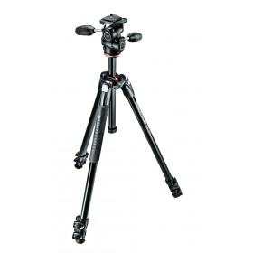 Manfrotto Kit 290 XTRA con testa 3 vie