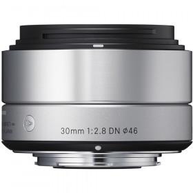 Obiettivo Sigma 30mm f/2.8 Art Micro 4/3 Silver Garanzia italia 3 anni
