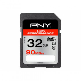 Scheda SDHC Pny High Performance 32GB