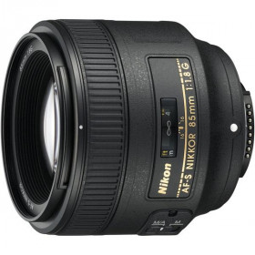 Obiettivo Nikon Nikkor AF-S 85mm f/1.8G
