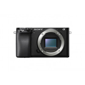 Fotocamera mirrorless Sony Alpha A6100 body nero Garanzia Italia