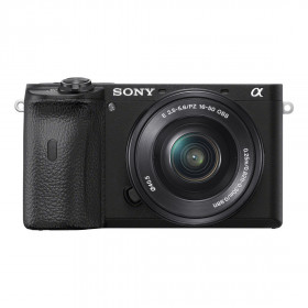 Fotocamera mirrorless Sony Alpha A6600 + 16-50mm