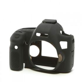 Easycover Camera Armor Protezione in Silicone nera per Canon 7D Mark II
